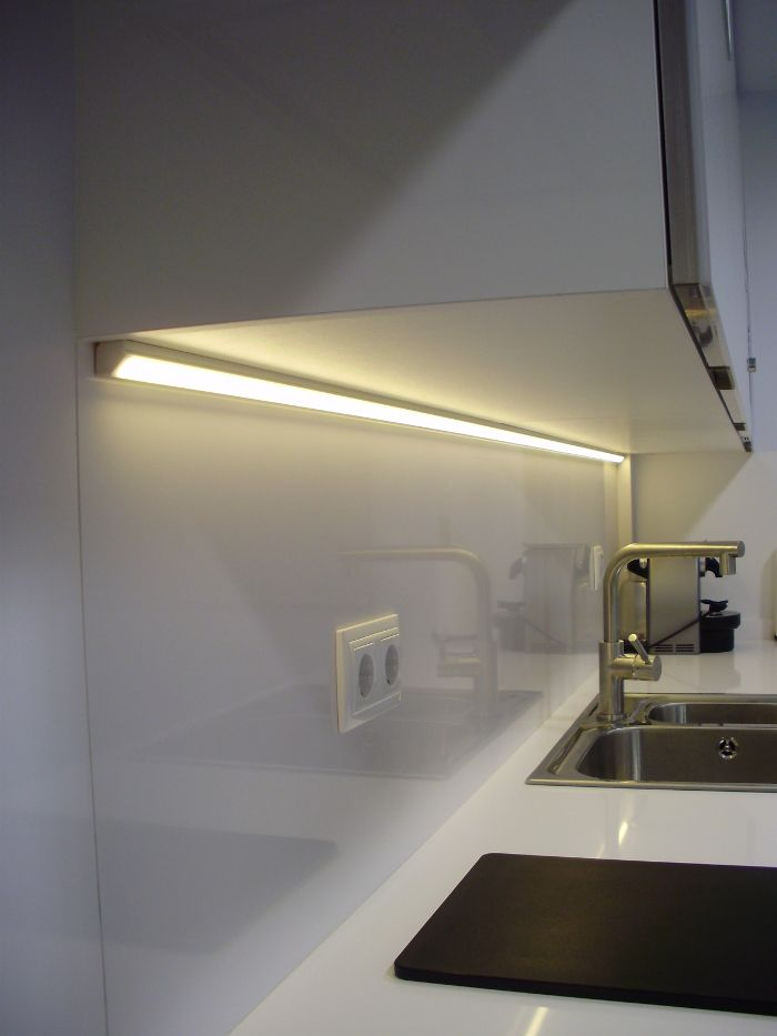 Contemporáneo Luces De La Cocina De Techo Led Motivo - Ideas de ...
