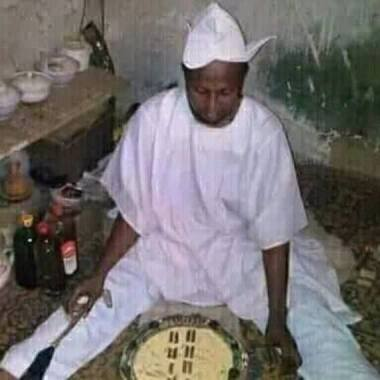 The Most Powerful Native Doctor In Nigeria